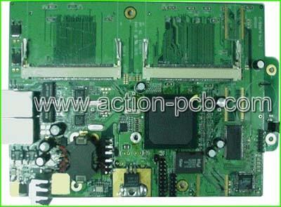 ups pcb assembly - pcb+pcba turnkey supplier from shenzhen action